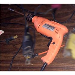 """CHICAGO PNEUMATIC ELECTRIC 1/2"""" HAMMER DRILL"""