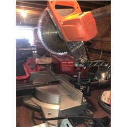 """CHICAGO ELECTRIC 10"""" COMPOUND MITER SAW"""