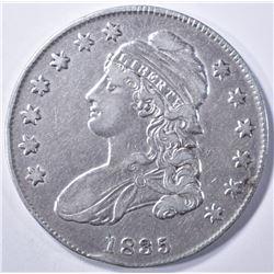1835 BUST HALF DOLLAR, XF