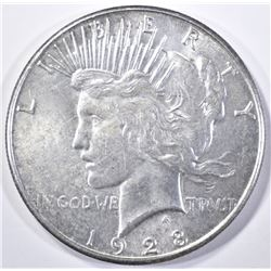1928-S PEACE DOLLAR CH GEM BU