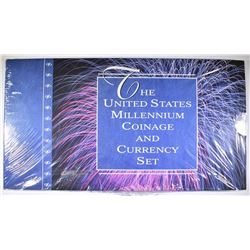 2000 U.S. MINT MILLENIUM SET