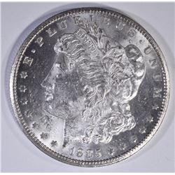 1885-CC MORGAN DOLLAR  CH BU