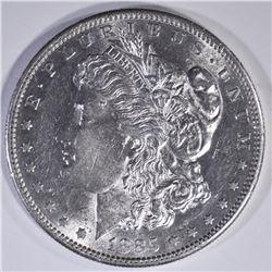 1885-S MORGAN DOLLAR  AU/BU