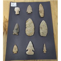 Thebes & Other Authentic Flint