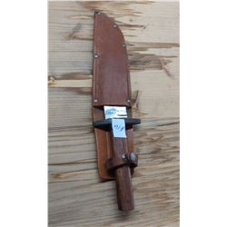 Sheffield Bowie Knife w/Case