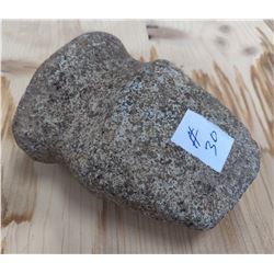 Full-Groove Stone Axe