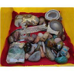 Large Gem & Mineral Collection