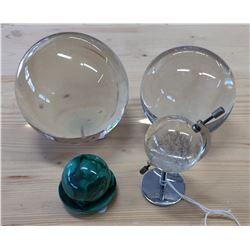 4 Spheres