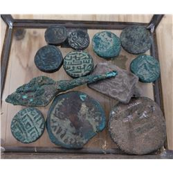 Collection of Roman Artifacts