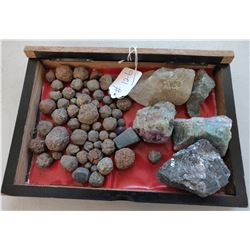 Rock Garnet Collection