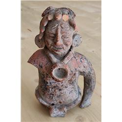 Mayan Clay Jaina Priest