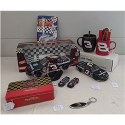Dale Earnhardt Memorabilia Collection