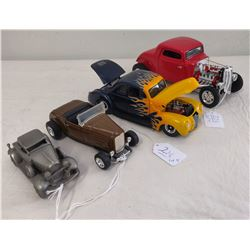 Hot Rod Model Toy Collection