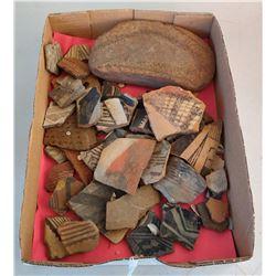 Collection of Anasazi Artifacts