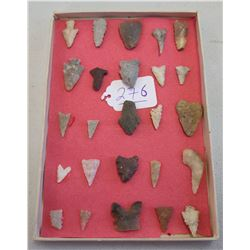 Hohokam Arrowhead Collection