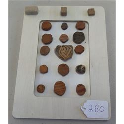 Hohokam Dice Collection