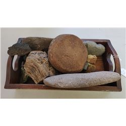 Anasazi Artifact & Mineral Collection