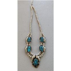 Navajo-style Necklace
