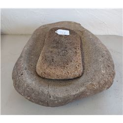 Arizona Metate & Mano Stone