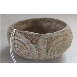 Hohokam Painted Clay Bowl