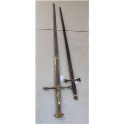 Pair of Paternal Swords