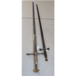 Pair of Paternal Swords