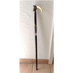 African Sword w/Effigy