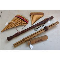5-Piece Flute Collection