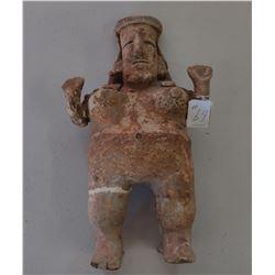 Female Clay Figure