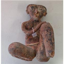 Chinesco Seated Woman