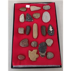 Chumash Artifact Collection