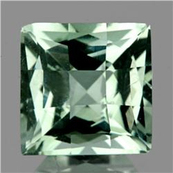 Natural AAA Green Checker Amethyst 10 MM - VVS