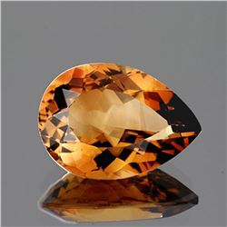 NATURAL CHAMPAGNE IMPERIAL TOPAZ 13x10 MM - FL