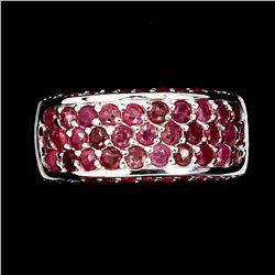 Natural Stunning 31.74 Carat Ruby Ring