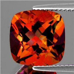 Natural AAA Madeira Orange Citrine 6.30 MM - FL
