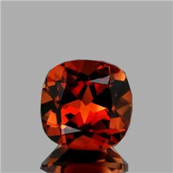 Natural Intense AAA Champagne Imperial Topaz 9 MM - FL