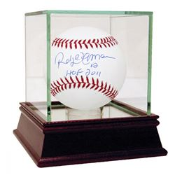 "Roberto Alomar OML Baseball Inscribed ""HOF 2011"" with High Quality Display Case (Steiner COA  MLB Ho"