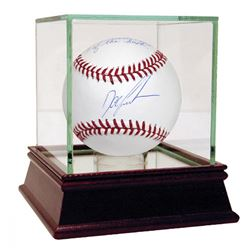 "Dwight Gooden  Mel Stottlemyre Signed OML Baseball Inscribed ""1 of the Best"" with High Quality Displ"