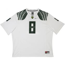 Marcus Mariota Signed Oregon Ducks LE Nike Game Jersey (UDA COA)