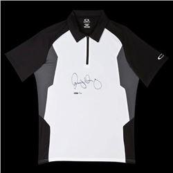 Rory McIlroy Signed LE Oakley Polo Shirt (UDA COA)