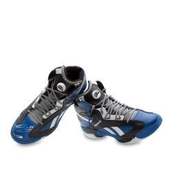 Shaquille O'Neal Signed Reebok Shaq Attaq Shoe LE of 10 (UDA COA)