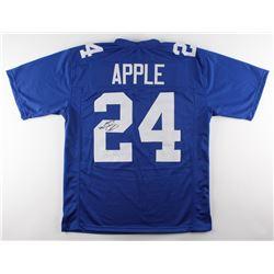 Eli Apple Signed Giants Jersey (JSA COA)