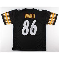 "Hines Ward Signed Steelers Jersey Inscribed ""SB XL MVP"" (JSA COA)"