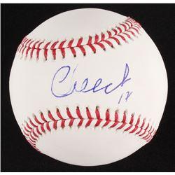 Cheech Marin Signed OML Baseball (PSA COA)