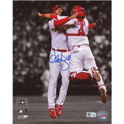 "Adam Wainwright Signed Cardinals 8""x 10"" Photo (MLB Hologram)"