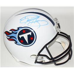 Derrick Henry Signed Titans Full-Size Helmet (Henry Hologram)