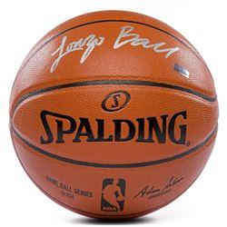 Lonzo Ball Signed Game Ball Series Basketball (Panini COA)