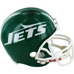 John Riggins Signed Jets Full-Size Authentic On-Field Helmet (Steiner COA)