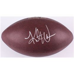 Kurt Warner Signed Official NFL Game Ball (JSA COA)