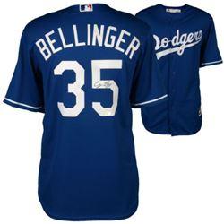Cody Bellinger Signed Dodgers Authentic Majestic Jersey (MLB  Fanatics)